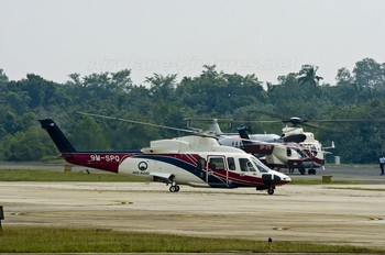 9M-SPQ - MHS Aviation Sikorsky S-76