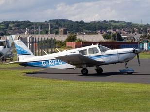 G-AVFU - Private Piper PA-32 Cherokee Six