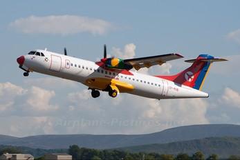 OY-RUB - Danish Air Transport ATR 72 (all models)