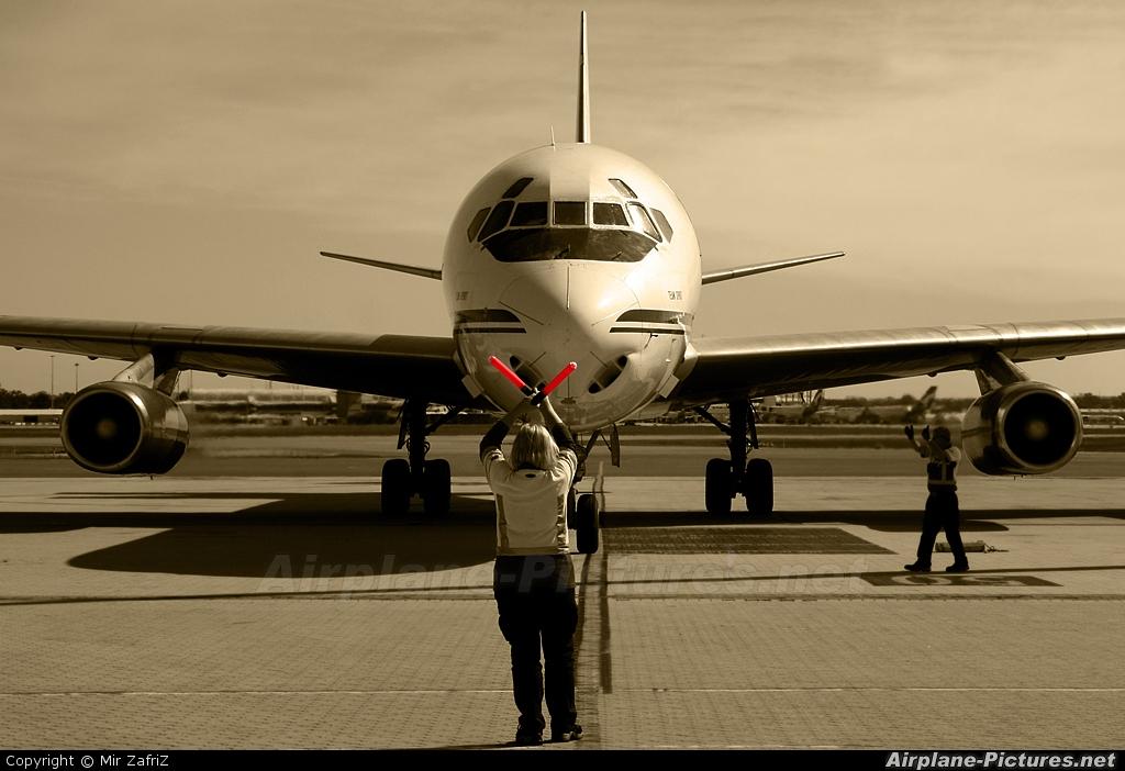 Air Charter Express 9G-AED aircraft at Perth, WA