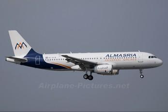 SU-TCB - Al Masria Airbus A320