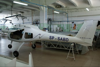SP-SABD - Private Aero-Kros MP-02 Czajka