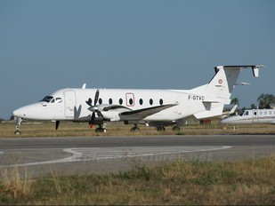 F-GTVC - France - Government Beechcraft 1900D Airliner