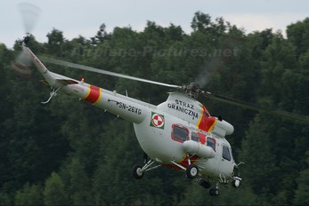 SN-26XG - Poland - Polish Border Guard PZL Kania