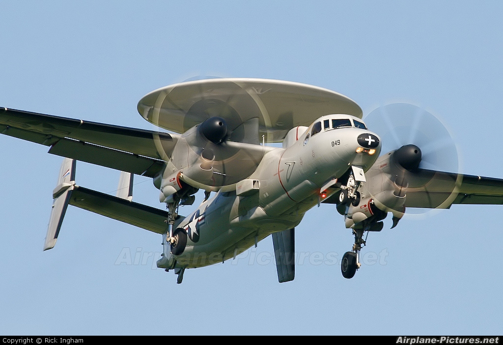 USA - Navy 163849 aircraft at Boscombe Down