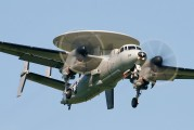163849 - USA - Navy Grumman E-2C Hawkeye aircraft