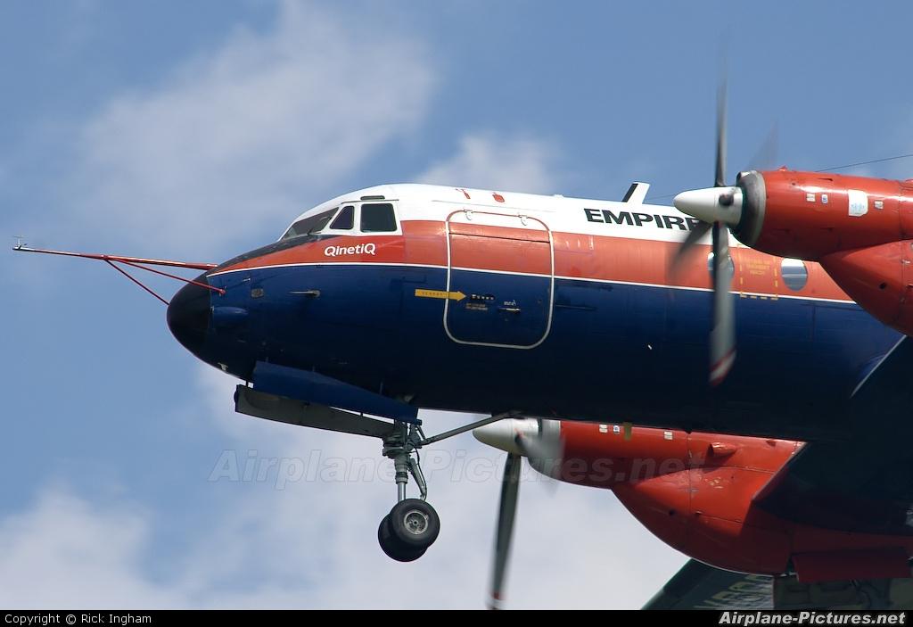 Royal Air Force: Empire Test Pilots School - aircraft at Boscombe Down