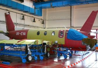 OK-EVA - Aero Vodochody Aero Ae-270 Ibis