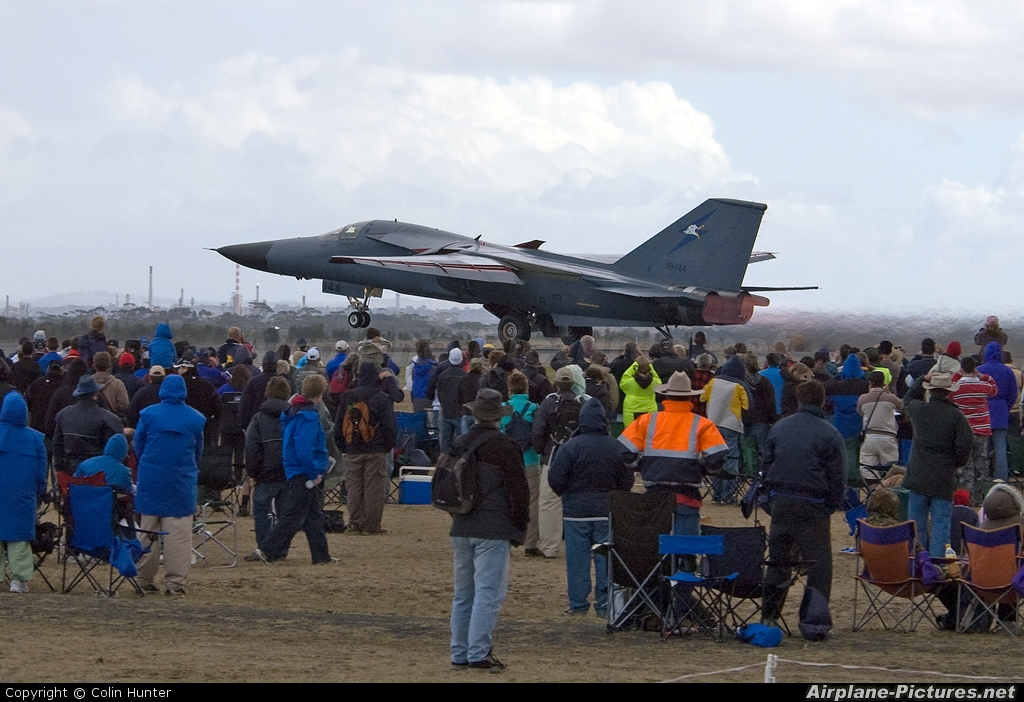Australia - Air Force A8-144 aircraft at Avalon, VIC
