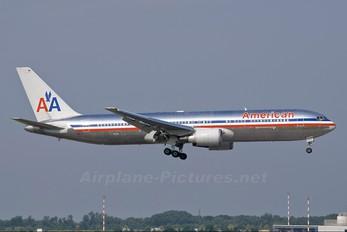 N352AA - American Airlines Boeing 767-300ER