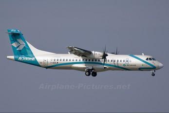 I-ADLW - Air Dolomiti ATR 72 (all models)