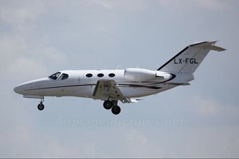 LX-FGL - Flying Group Cessna 510 Citation Mustang