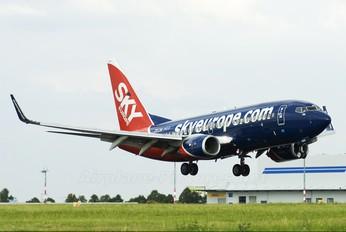 OM-NGG - SkyEurope Boeing 737-700