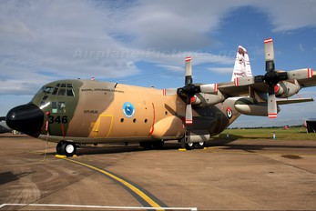 346 - Jordan - Air Force Lockheed C-130H Hercules