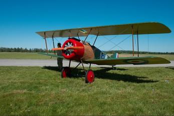 OK-NUL36 - Letajici Cirkus Sopwith Camel