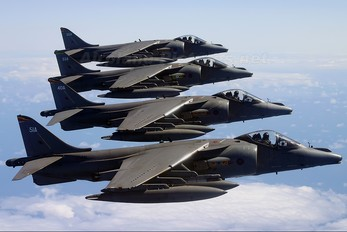 ZD461 - Royal Air Force British Aerospace Harrier GR.7