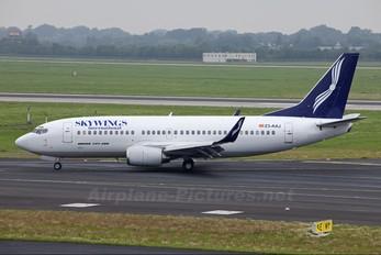Z3-AAJ - Skywings International Boeing 737-300