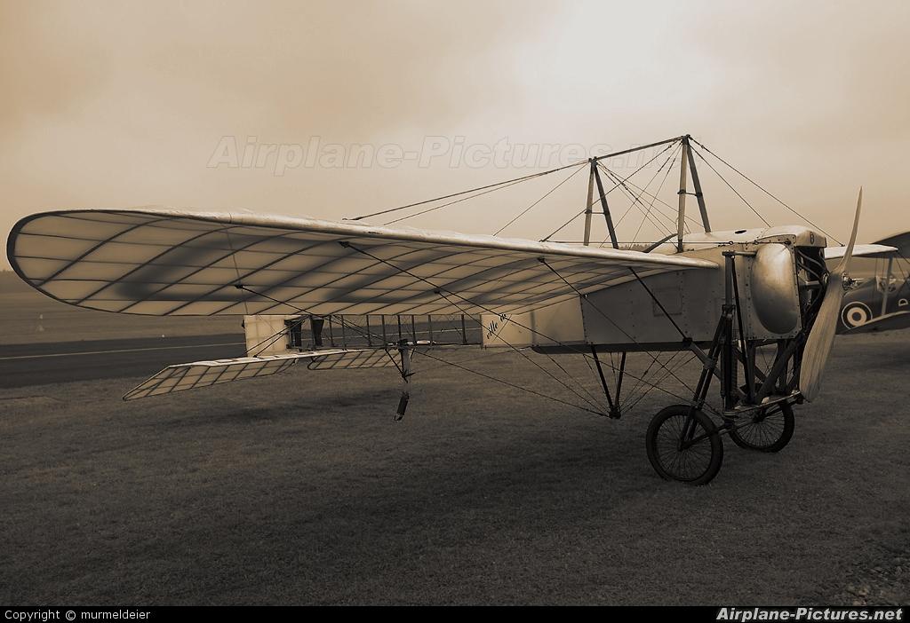 Private F-AZPG aircraft at Spa - La Sauveniere