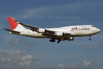 JA8911 - JAL - Cargo Boeing 747-400BCF, SF, BDSF