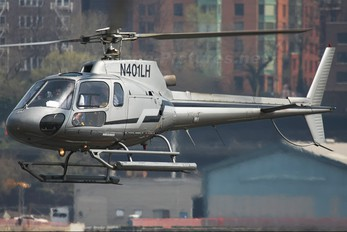 N401LH - Liberty Helicopters Aerospatiale AS350 Ecureuil / Squirrel