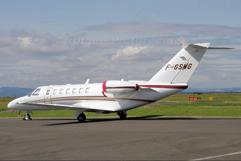 F-GSMG - Dalia Air Line Cessna 525B Citation CJ3