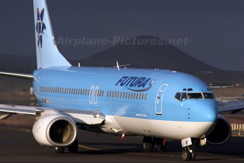 EC-INP - Futura International Airways Boeing 737-800