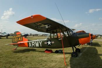 N305MV - Private Cessna L-19/O-1 Bird Dog