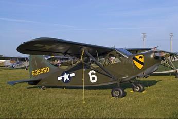 N489TS - Private Stinson L-5 Sentinel