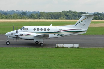 G-GBMR - Private Beechcraft 200 King Air