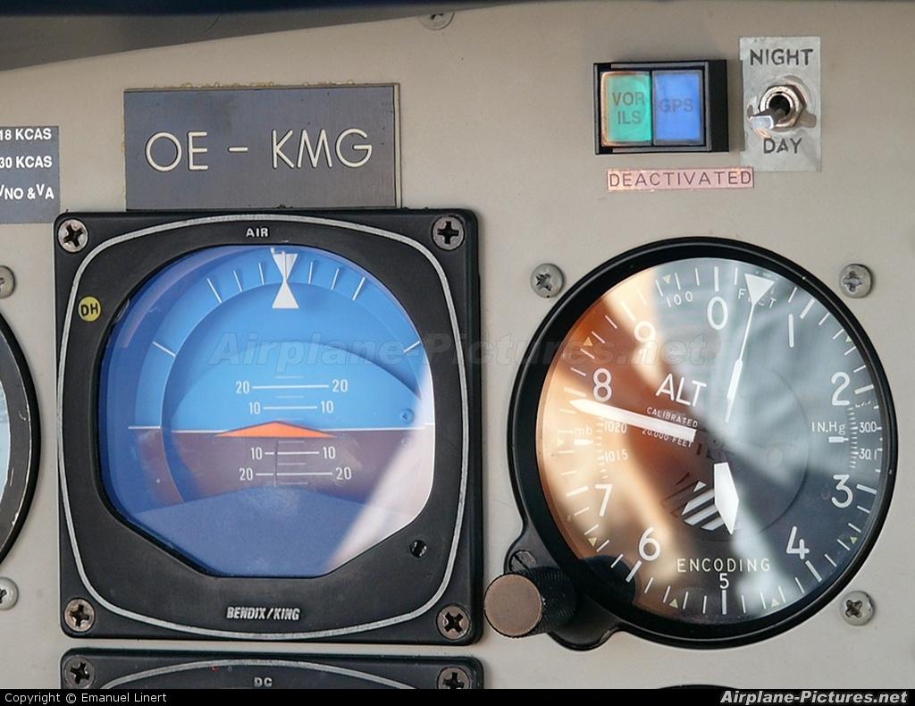 FlyTyrol OE-KMG aircraft at In Flight - Austria