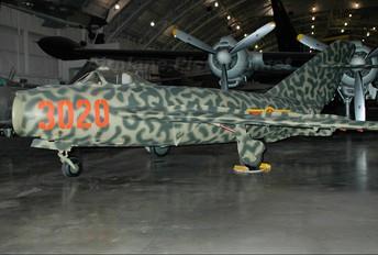 3020 - Vietnam - Air Force Mikoyan-Gurevich MiG-17F