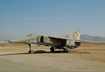 N51734 - Czechoslovak - Air Force Mikoyan-Gurevich MiG-23BN