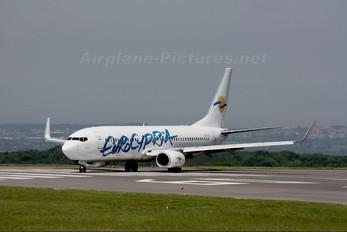 5B-DBX - Eurocypria Airlines Boeing 737-800