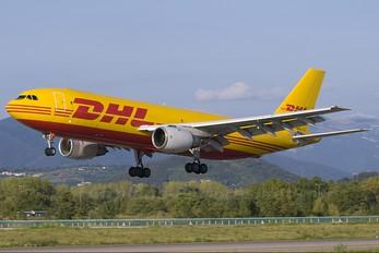 OO-DLT - DHL Cargo Airbus A300F