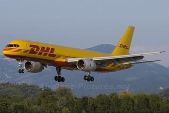 OO-DPK - DHL Cargo Boeing 757-200F