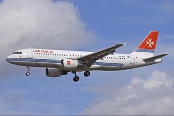 9H-AEF - Air Malta Airbus A320