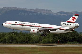 S2-ACO - Biman Bangladesh McDonnell Douglas DC-10