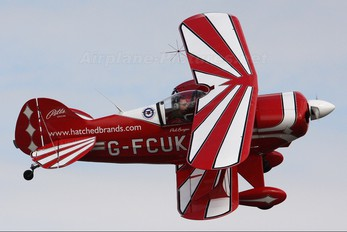 G-FCUK - Private Pitts S-1 Special