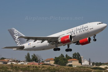 CS-TKI - White Airways Airbus A310