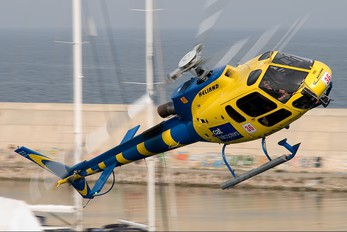 F-GYDJ - CAT Helicopters Aerospatiale AS350 Ecureuil / Squirrel