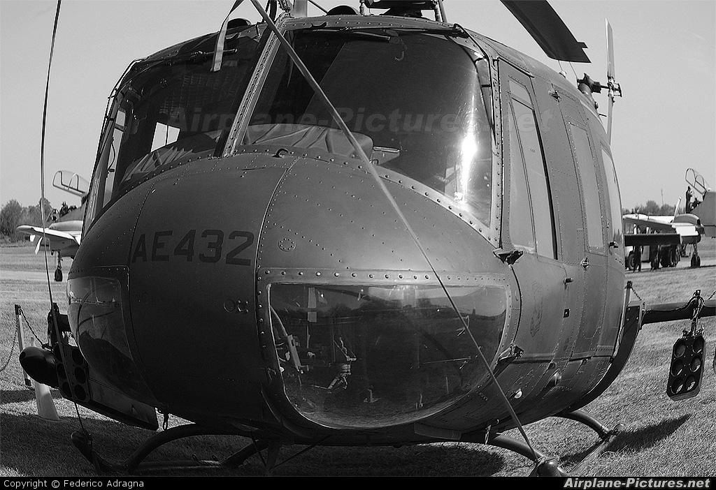 Argentina - Air Force H-81 aircraft at Morón