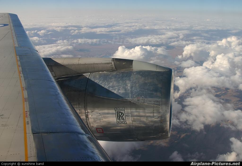 Royal Air Force ZD948 aircraft at In Flight - Nevada
