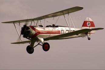 D-2692 - The Shuttleworth Collection Focke-Wulf Fw.44J Stieglitz