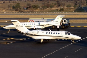 ZS-CJT - Private Cessna 525B Citation CJ3