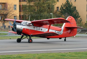 D-FWJC - Private Antonov An-2