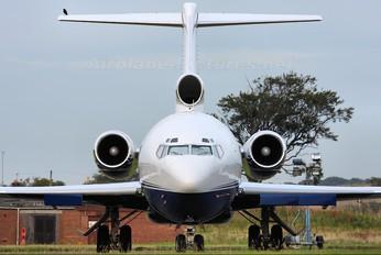VP-BAP - Private Boeing 727-21