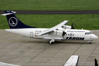 YR-ATB - Tarom ATR 42 (all models)