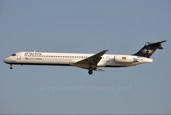 XT-ABF - Air Burkina McDonnell Douglas MD-81