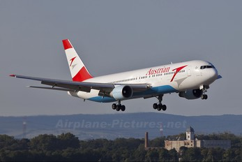 OE-LAT - Austrian Airlines/Arrows/Tyrolean Boeing 767-300ER
