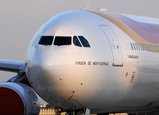 F-WWCG - Iberia Airbus A340-600